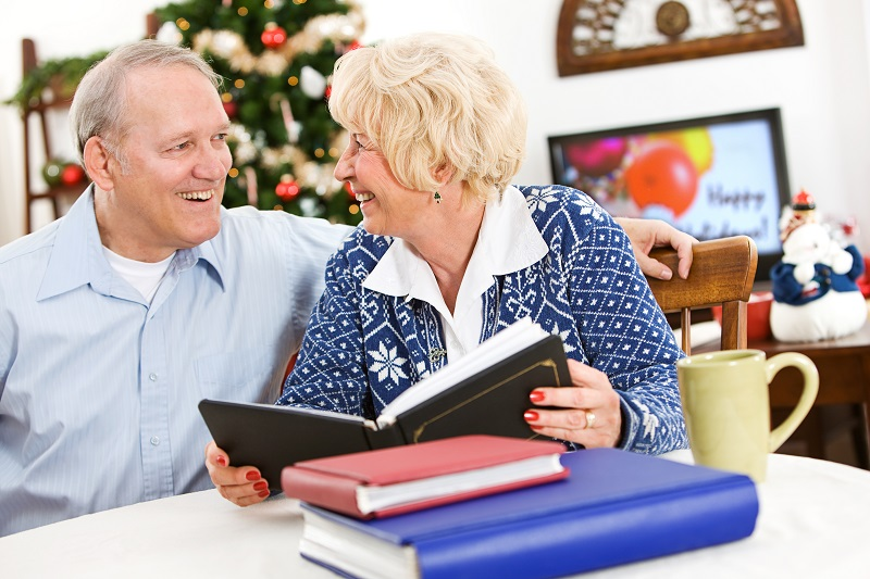 Clover Care Home senior memory care kansas city tipes for managing the holidays