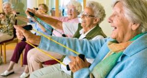 benefits of physical activity senior retirement residence