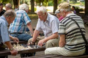 clover care home senior retirement outdoor activties