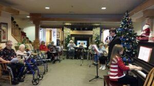 Music therapy life enrichment program