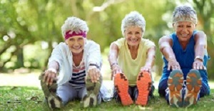 exercise benefits senior adults