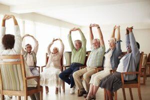 exercise improves mobility for seniors